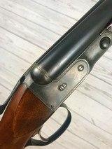 """PARKER VHE 20GA SKEET GUN -- FACTORY CHECKERED BUTT -- 26"""""""
