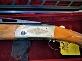 KRIEGHOFF K80 TRAP SPECIAL -- FACTORY 2 BARREL SET -- CASED