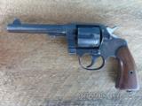 US COLT MODEL 1917 REVOLVER .45 ACP (OR AUTO RIMMED) CALIBER, VERY NICE ORIGINAL CONDITION!- 1 of 11