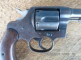 US COLT MODEL 1917 REVOLVER .45 ACP (OR AUTO RIMMED) CALIBER, VERY NICE ORIGINAL CONDITION!- 7 of 11