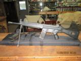 HECKLER & KOCH 93-A2 EMI-AUTO MILITARY RIFLE .223 CAL. MFG.1981,POSSIBLE UNFIRED GUN.