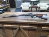 LIEGEOISE D&ARMES MARTINI 45-70GOV&T POST WAR SINGLE SHOT FULL LENGHT STOCK HUNTING RIFLE,BELGIUM MFG. AS NEW CONDITION.