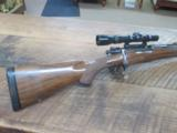F.N MAUSER 30/06 WITH SINGLE LEVER MOUNT KAHLES HELIA SCOPE