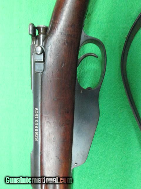 1895 DUTCH MANNLICHER CARBINE 6 5X53R