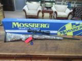MOSSBERG PATRIOT NWTF EDITION IN 270 NEW IN BOX