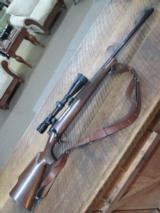 REMINGTON 700 ADL WOOD STOCK BLUED STEEL 270