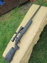 RUGER CUSTOM M77 LONG RANGE .338 WIN MAG.