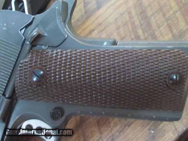custom rock island armory 1911 9mm race gun  competition