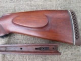 J.P SAUER / SIMPSON FACTORY BUTTSTOCK & FOREND DRILLING POST WAR - 2 of 6