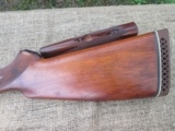 J.P SAUER / SIMPSON FACTORY BUTTSTOCK & FOREND DRILLING POST WAR - 4 of 6