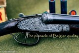 AUGUST FRANCOTTE BEST QUALITY SIDELOCK EJECTOR 12 GAUGE