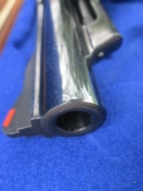 """SMITH & WESSON 29-2 4"""" BLUE UNFIRED 100% IN PRESENTATION BOX - 4 of 17"""
