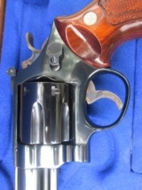 """SMITH & WESSON 29-2 4"""" BLUE UNFIRED 100% IN PRESENTATION BOX - 3 of 17"""
