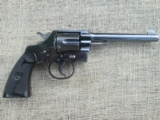 COLT ARMY SPECIAL .38 CAL 6 INCH BARREL