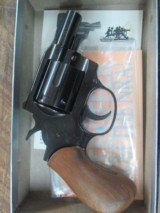 HERITAGE DOUBLE ACTION SENTRY 38 SPECIAL 2 INCH REVOLVER