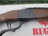 RUGER NO# 1 B 30-06 COLLECTOR CONDITION IN BOX.