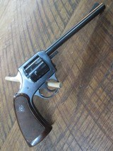 H& R ARMS MODEL .22LR REVOLVER 9 SHOT VERY NICE CONDITION.