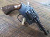 SMITH & WESSON POST WAR M&P PRE MODEL 10