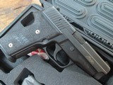 SIG SAUER P229 SAS GEN 2 E29-9 CUSTOM SHOP 9MM VERY RARE AND HARD TO FIND