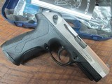 BERETTA MODEL PX4 STORM COMPACT TWO TONE .40 S&W 3.2 INCH BARREL TWO TONE - 2 of 3