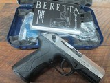 BERETTA MODEL PX4 STORM COMPACT TWO TONE .40 S&W 3.2 INCH BARREL TWO TONE