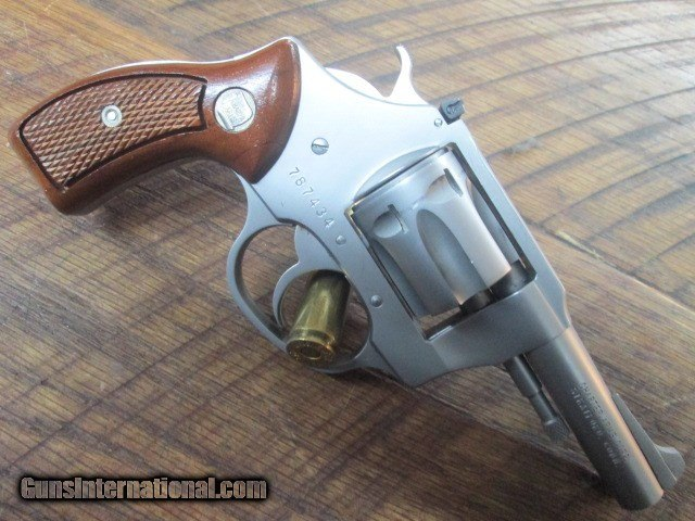 CHARTER ARMS PATHFINDER  22 CAL STAINLESS STELL 3 INCH REVOLVER