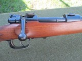 MAUSER TYPE B 8X57 CAL OBERNDORF MATCHING THROUGH OUT 23 INCH BARREL