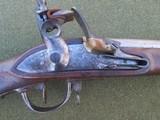 ITALIAN MODEL 1814 FLINTLOCK MUSKET .69 CAL.ALL ORIGINAL