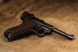 German Luger 42 Code with Matching Serials - 2 of 9