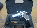 EAA WITNESS STOCK II SEMI AUTO 38 SUPER 4.5