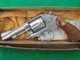 SMITH & WESSON MODEL 67-1 STAINLESS 4