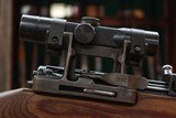 GERMAN G-43 AC 45 CODE ALL ORIGINAL UNISSUED CONDITION WITH SCOPE ALL MATCHING PARTS. - 2 of 4