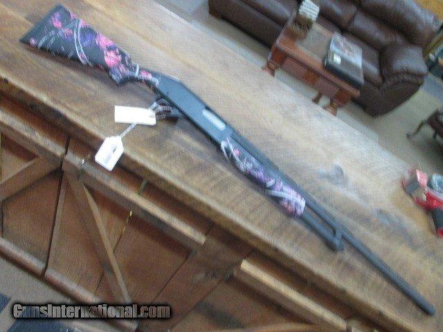 STEVENS 320 FIELD 20 GAUGE MUDDY GIRL PUMP SHOTGUN for sale