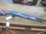STEVENS 320 FIELD 20 GAUGE MUDDY GIRL PUMP SHOTGUN