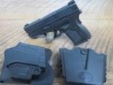 Springfield xd-s45acp sub compact used