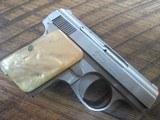 bauer firearms inc. mod .25 ssp 25 acp