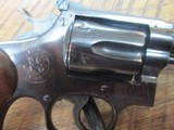 SMITH & WESSON MODEL K-22 MASTERPIECE .22LR REVOLVER - 4 of 12