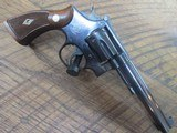 SMITH & WESSON MODEL K-22 MASTERPIECE .22LR REVOLVER