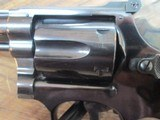 SMITH & WESSON MODEL K-22 MASTERPIECE .22LR REVOLVER - 10 of 12
