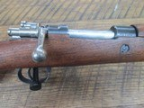 YUGO MAUSER RIFLE 8MM M48