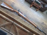 98 MAUSER MILITARY LA CORUNA 1949 8MM MAUSER ALL MATCHING