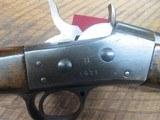 HUSQUVARNA ROLLING BLOCK 20 GA. SINGLE SHOT SHOTGUN. 1871 - 3 of 9