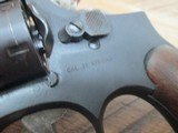 SMITH & WESSON VICTORY MODEL 38 SPECIAL REVOLVER - 7 of 8