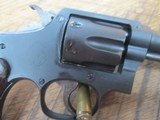SMITH & WESSON VICTORY MODEL 38 SPECIAL REVOLVER - 3 of 8