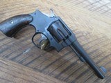 SMITH & WESSON VICTORY MODEL 38 SPECIAL REVOLVER