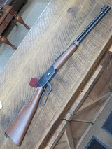 "winchester 94 ae 30-30 lever action rifle like new 20"" inch barrel"