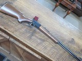 MARLIN 39A ORIGINAL GOLDEN MICRO GROOVED .22LR LEVER ACTION RIFLE LIKE NEW.