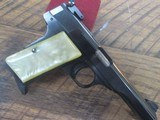 BROWNING 10/71 380 ACP TARGET BAC MARKED