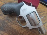 SMITH & WESSON 642 AIRWEIGHT REVOLVER .38 SPECIAL WITH EXPOSED HAMMER VERY RARE