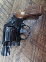 SMITH & WESSON MODEL 12 38 SPECIAL 2 INCH - 3 of 7